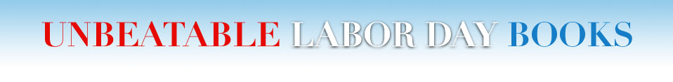 unbeatable labor day books banner