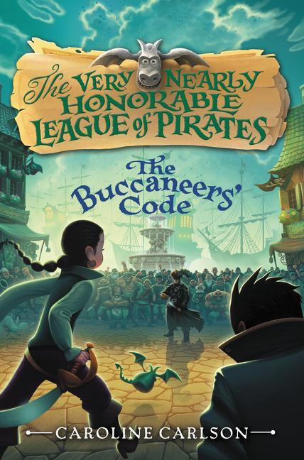 The Very Nearly Honorable League of Pirates series