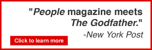 Left hand banner - People Magazine Meets The Godfather