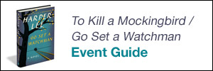 Left hand banner - To Kill A Mockingbird Event Guide