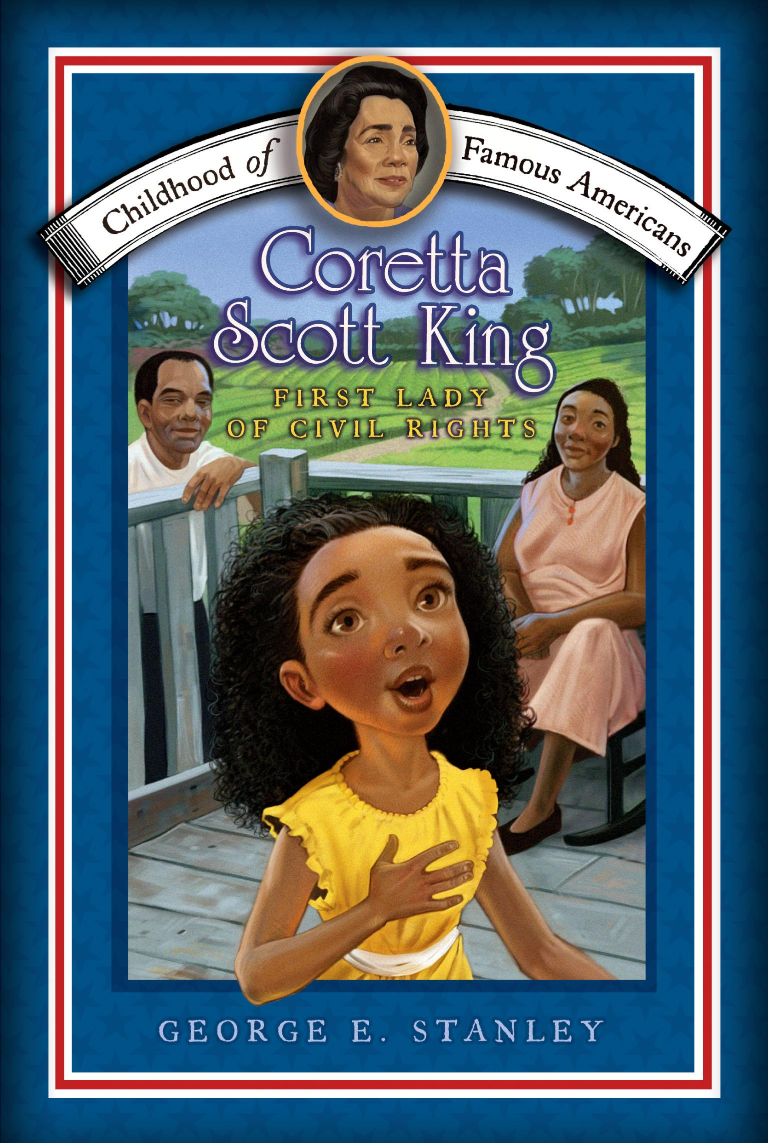Childhoods of Famous Americans series