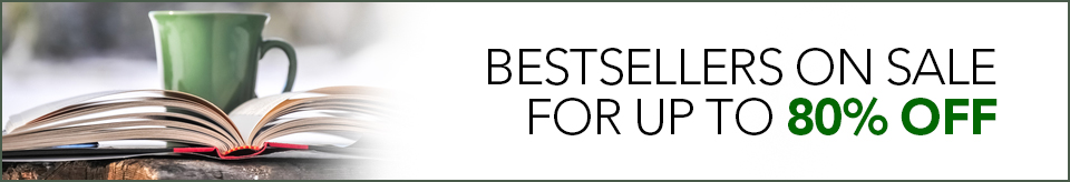 Bestsellers up to 80% off
