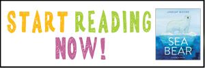 Left hand banner - Sea Bear - Start Reading Now!
