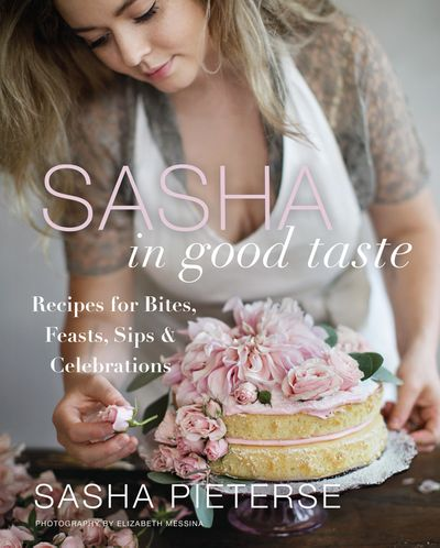 Sasha in Good Taste Book Cover