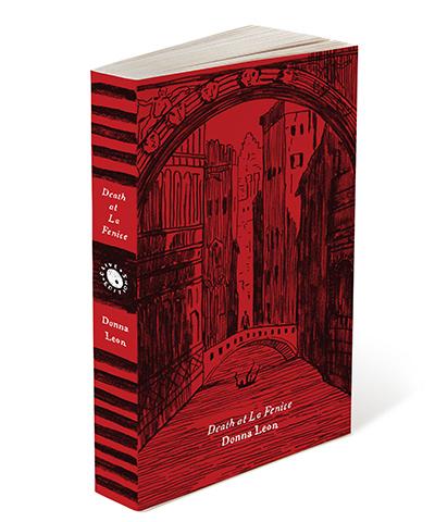 Death at La Fenice Book Jacket