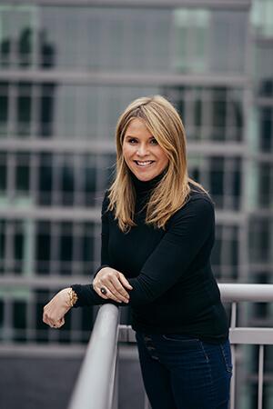 Jenna Hager Bush Author Photo