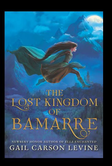 Book cover The Lost Kingdom of Bamarre
