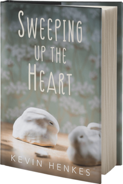 Image result for sweeping up the heart book