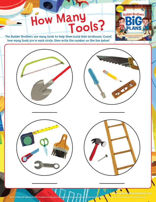 How Many Tools?