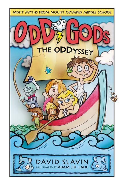 odd gods: the oddessey