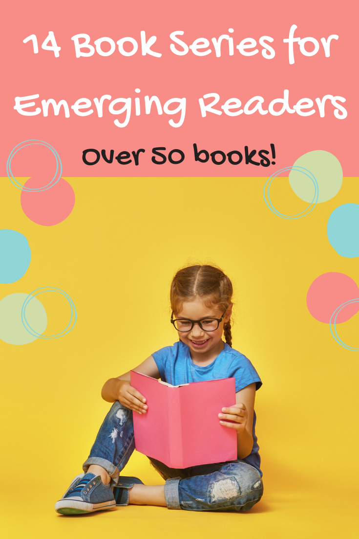 14 Book Series for Emerging Readers