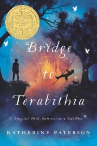 Bridge to Terabithia 40th Anniversary Edition by Katherine Paterson