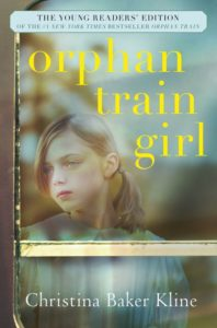Orphan Train Girl by Christina Baker Kline
