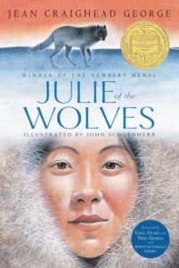 Julie of the Wolves by Jean Craighead George  illustrated by John Schoenherr