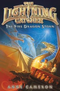 The Fire Dragon Storm by Anne Cameron