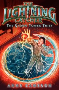 The Storm Tower Thief by Anne Cameron
