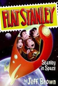 Stanley in Space by Jeff Brown  illustrated by Macky Pamintuan