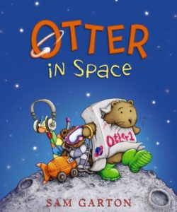Otter in Space by Sam Garton