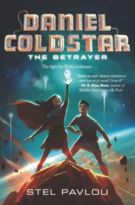 Daniel Coldstar #2: The Betrayer by Stel Pavlou