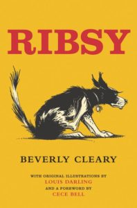 Ribsy by Beverly Cleary illustrated by Louis Darling