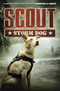 Scout: Storm Dog by Jennifer Li Shotz