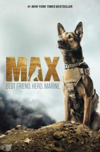 Max: Best Friend. Hero. Marine. by Jennifer Li Shotz