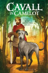 Cavall in Camelot #1: A Dog in King Arthur's Court by Audrey Mackaman