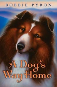 A Dog's Way Home by Bobbie Pyron