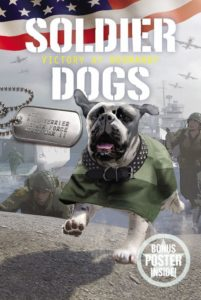 Soldier Dogs #4: Victory at Normandy by Marcus Sutter