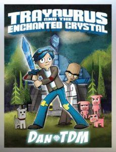 DanTDM: Trayarurus and the Enchanted Crystal by DanTDM