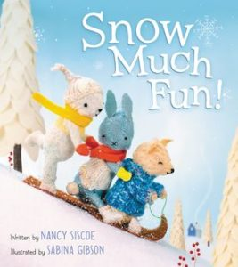 Snow Much Fun! by Nancy Siscoe, illustrated by Sabina Gibson