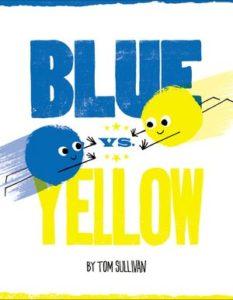 Blue vs. Yellow by Tom Sullivan