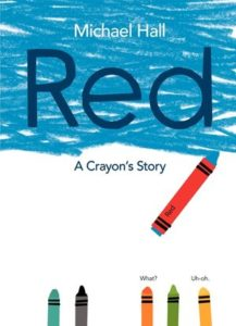 Red by Michael Hall