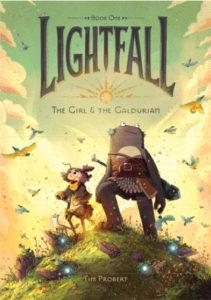 Lightfall by Tim Probert