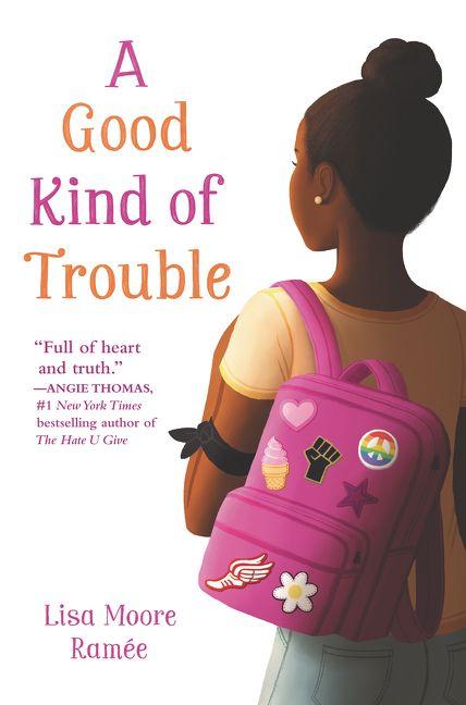 Lisa Moore Ramée: A Good Kind of Trouble