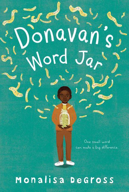 Monalisa De Gross: Donavan's Word Jar