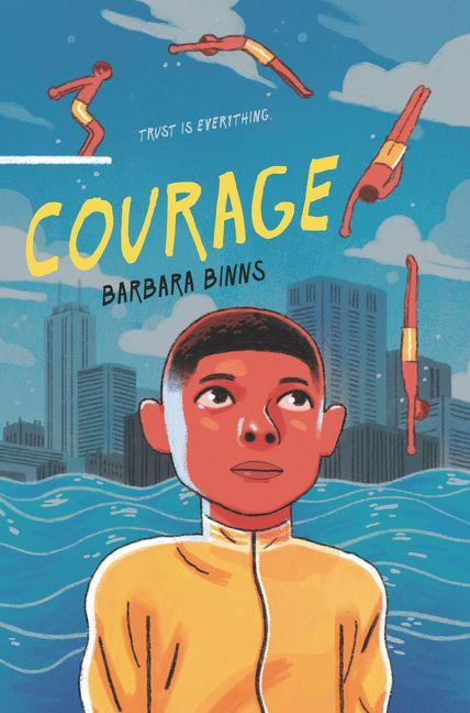 Courage by Barbara Binns