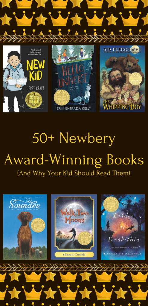 50+ Newbery Award-Winning Books (And Why Your Kid Should Read Them)