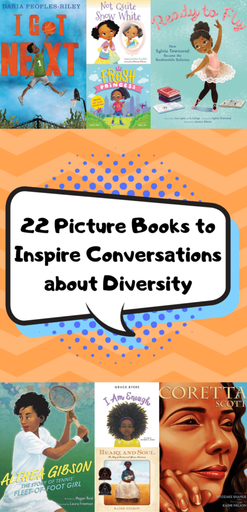22 Picture Books to Inspire Conversations about Diversity