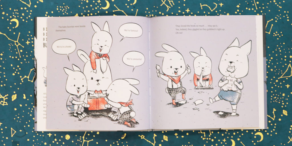 the bold, brave bunny book #2