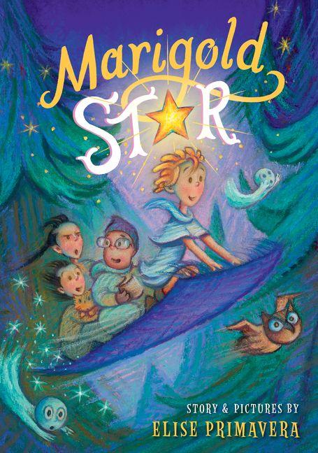 Marigold Star by Elise Primavera