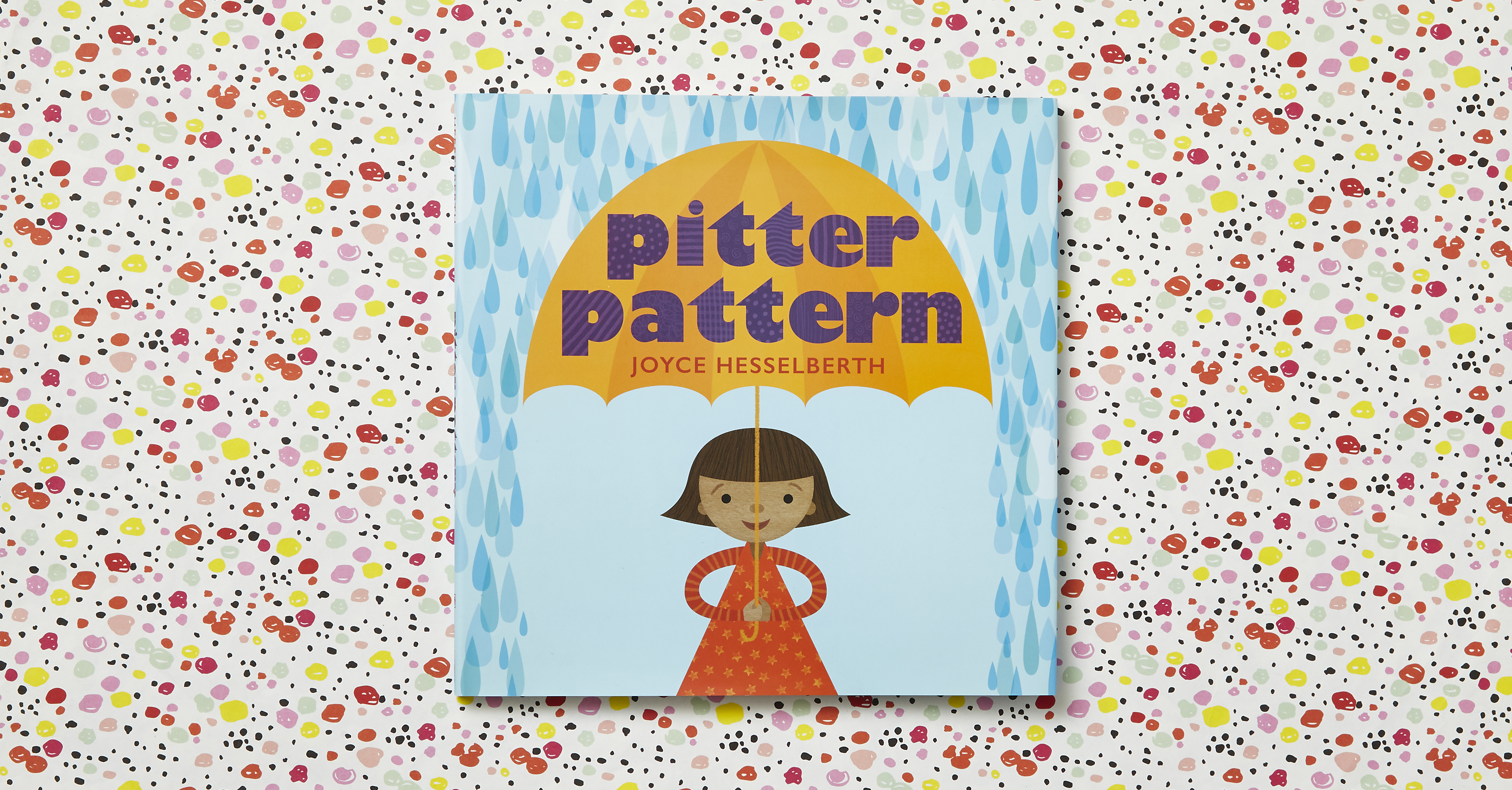 pitter pattern book 1