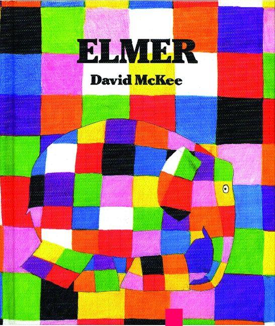 elmer book by david mckee