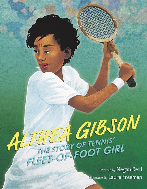 althea gibson book